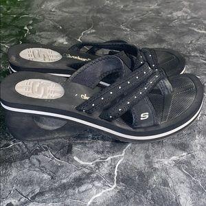 Skechers Cali Sandals size 8